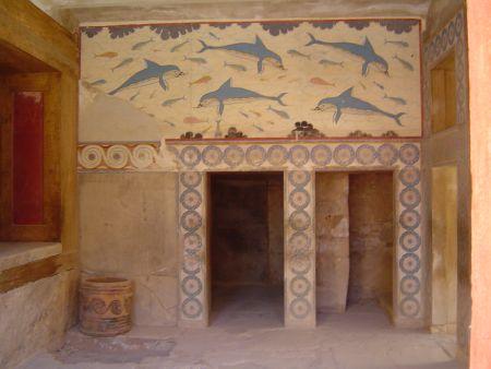 Knossos Paladset